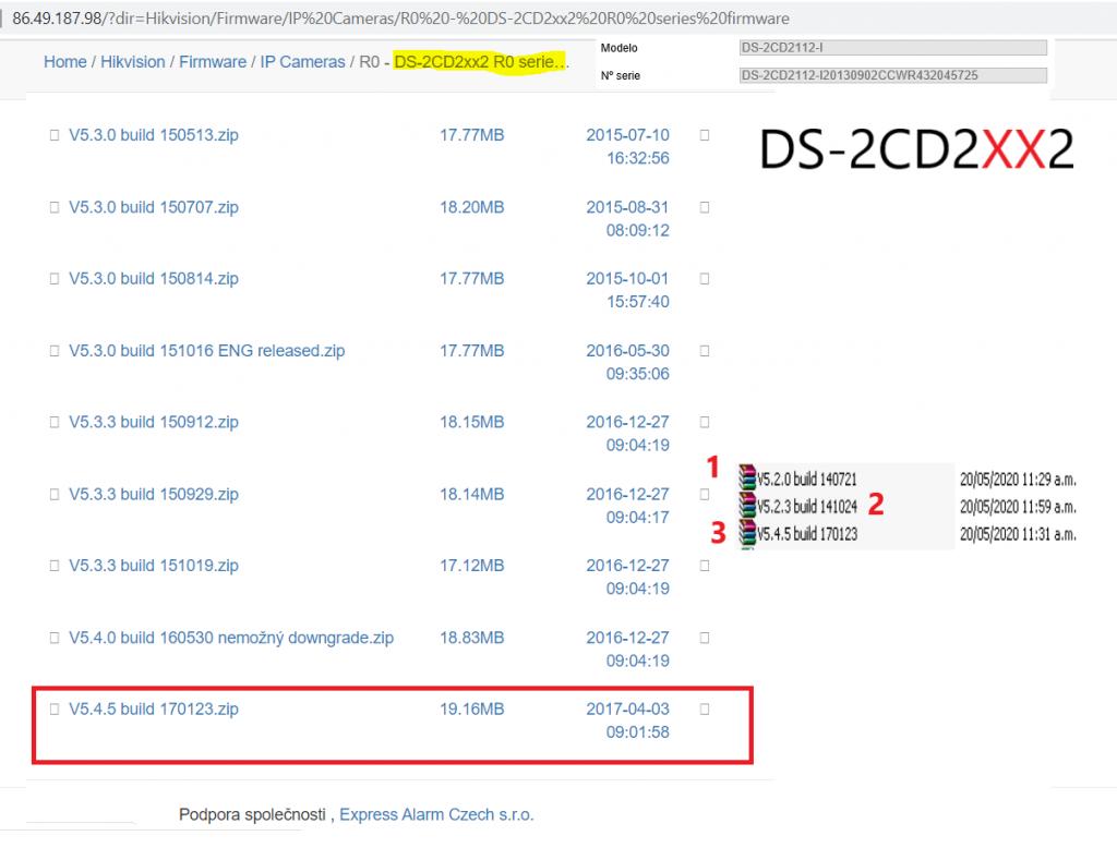 descargar firmware hikvision ds-kh6310-wl